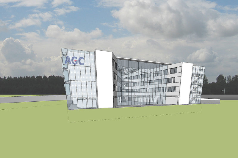 AGC Glass HQ