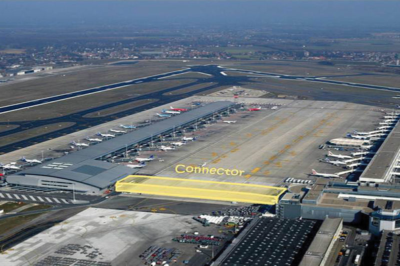 Brussels Airport Connector