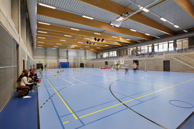"Sports Hall ""Abattoir"""