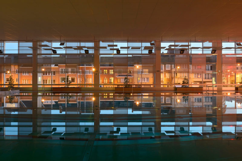 Louis Namèche Swimming Pool