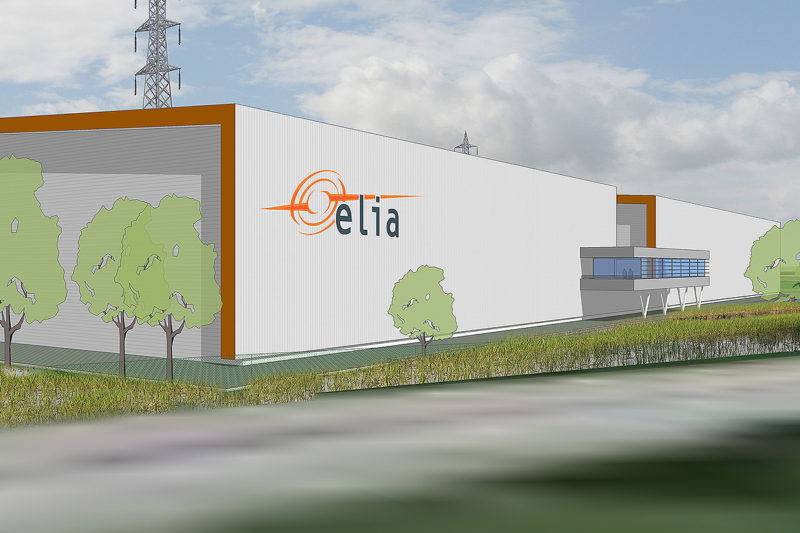 Elia HVDC Conversion Station
