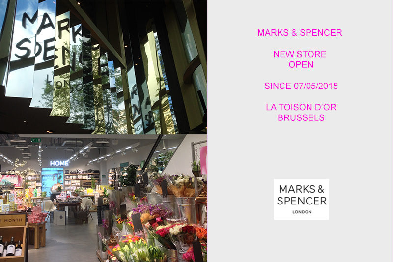 Inauguration Marks & Spencer