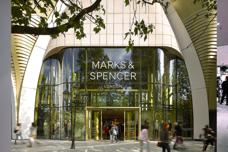 Marks & Spencer Toison d'Or