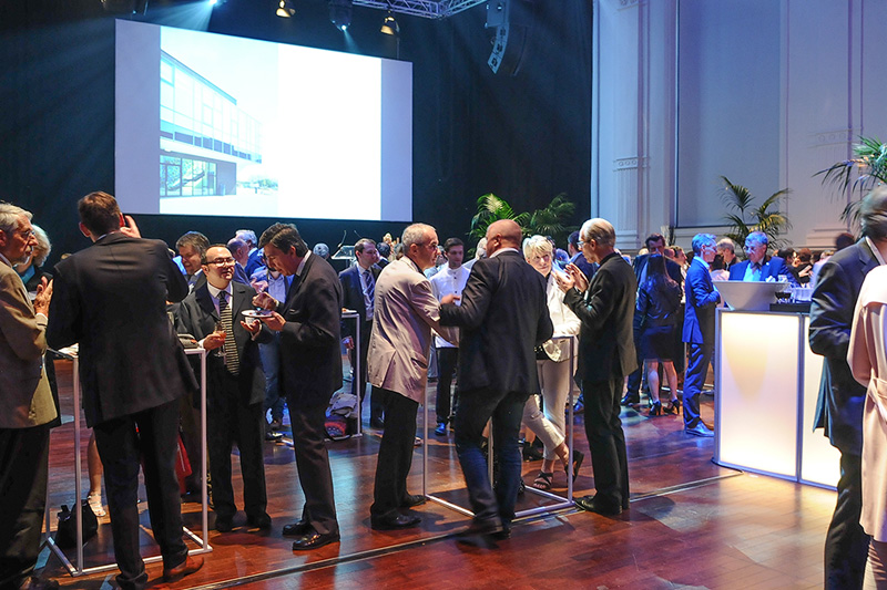 Celebration of ALTIPLAN°'s 15th anniversary in Brussels