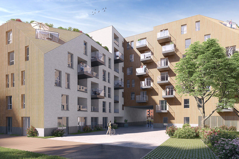 Building permit granted for Asklepios' project in Liège