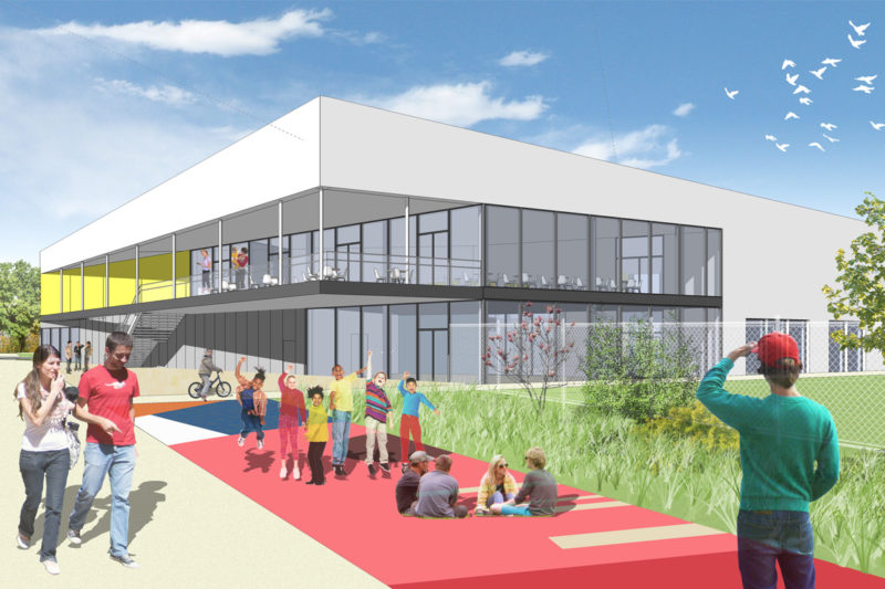 Sports Hall Evere