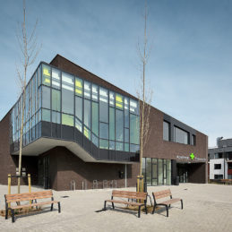 "Multipurpose hall ""Bruyn Nord', Neder-Over-Heembeek"