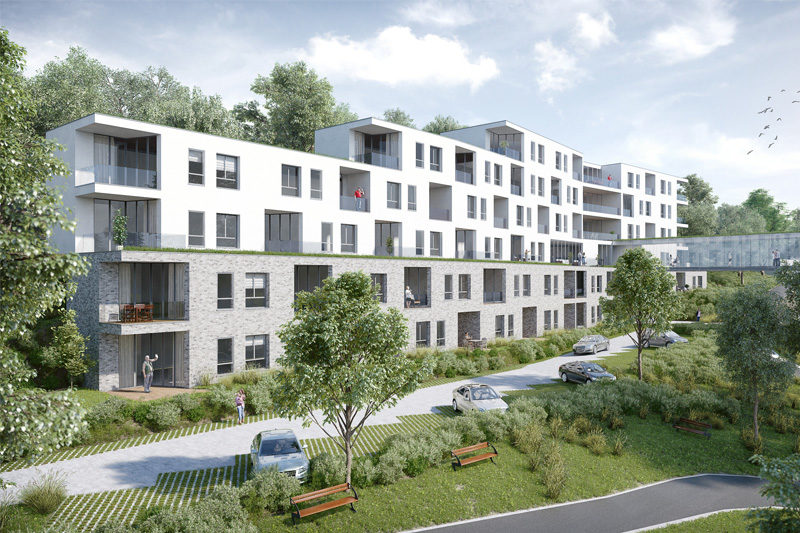 IAHC awarded the projects for the construction of 2 service residences to ALTIPLAN°