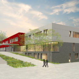 School Complex Uccle