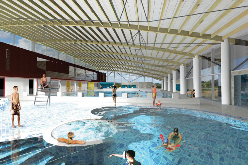 Aquatic Centre Paradis