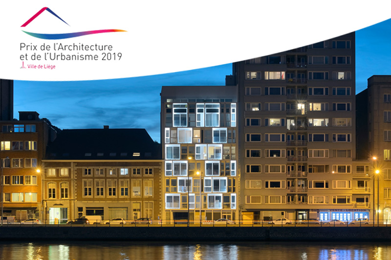The City of Liège's 2019 Architecture and Development Prize